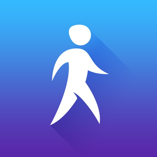 Walking for Weight Loss: training plans, GPS, tips application logo