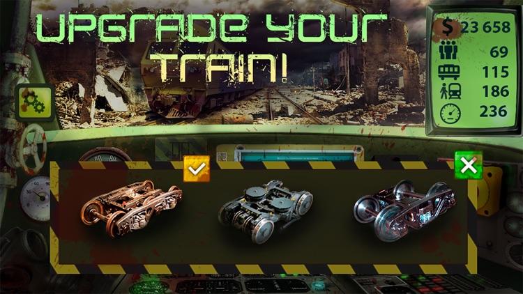 Nuclear Train Driving screenshot-4