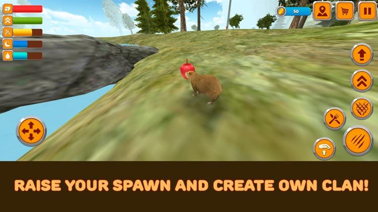 Capybara Wild Life Simulator 3D screenshot-4