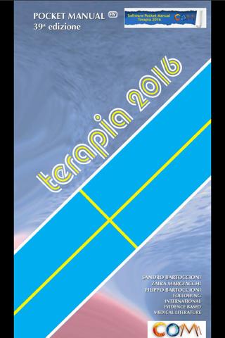 Bartoccioni Terapia Pocket Manual - náhled