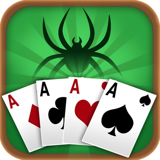 Spider Solitaire A+ iOS App
