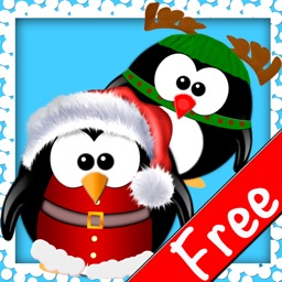 Move The Penguin - word game ( It's christmas ) - Free