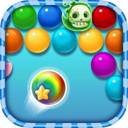 泡泡龙亚特兰蒂斯2-超好玩的弹珠游戏