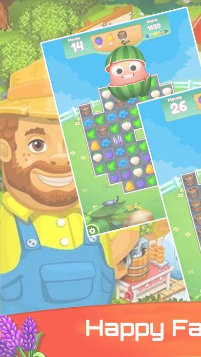 Happy Farm Fruit Connect-0