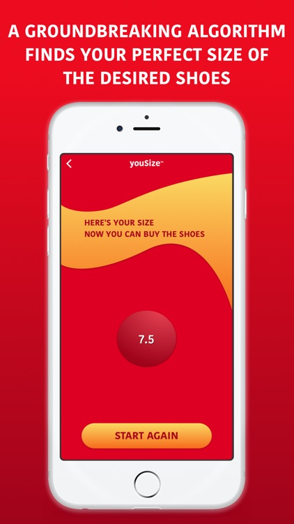 youSize - Find Your Perfect Shoes Size screenshot-4