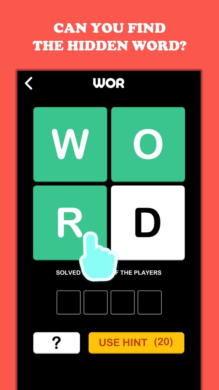 Word Merge-Words Search Peak Screenshot