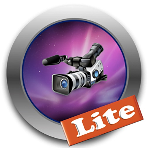 Pro Video Recorder Browser & Esily Record Sound app logo
