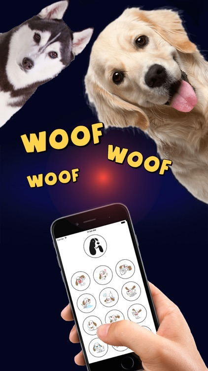 Dog Translator Deluxe - Human to Dog Communicator