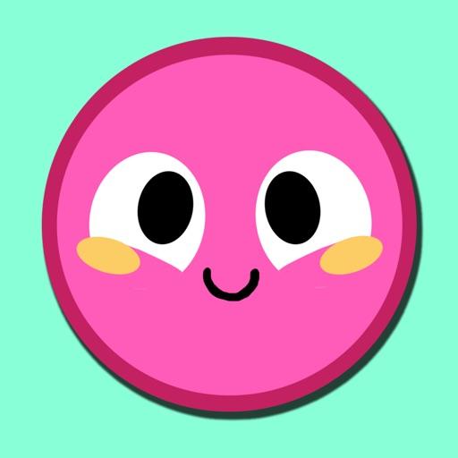 Cute Character Sticker Pack: Poppem