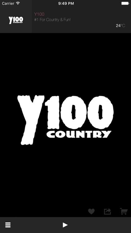 Y100 WNCY 100.3 FM