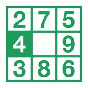 数独—经典数字趣味谜题桌游Ⓞ