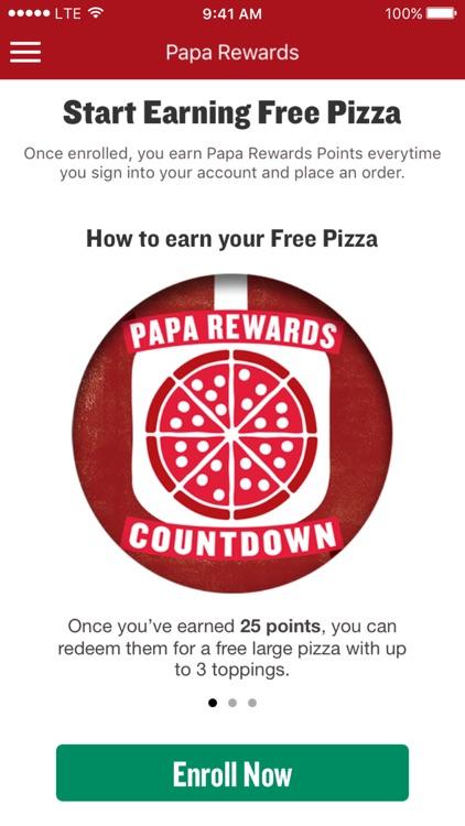 Papa John's Pizza screenshot-4