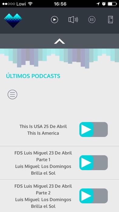 Radio Fanática screenshot 1