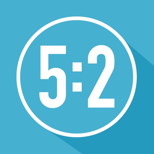5:2 Fast Diet Calculator, Tracker & Planner