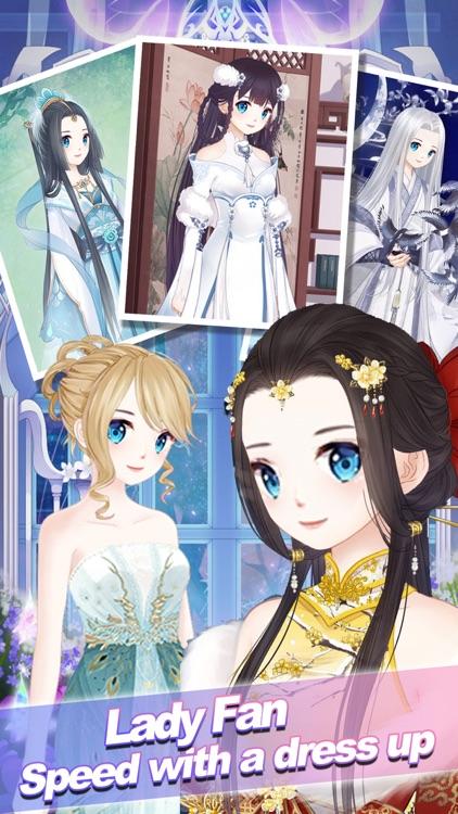 Ancient Princess - Beauty girl DressUp Games