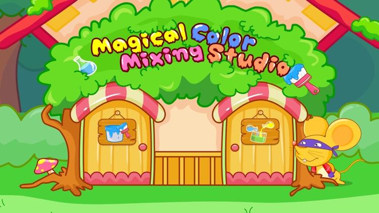 Magical Color Mixing Studio screenshot-4