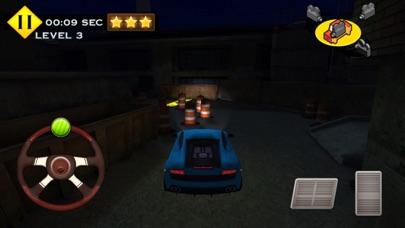 Night Parking Car Simulatorのおすすめ画像4