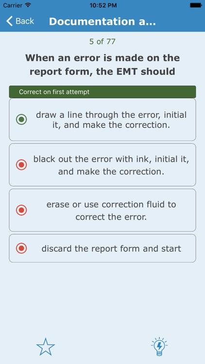 EMT Question Bank & Flashcards