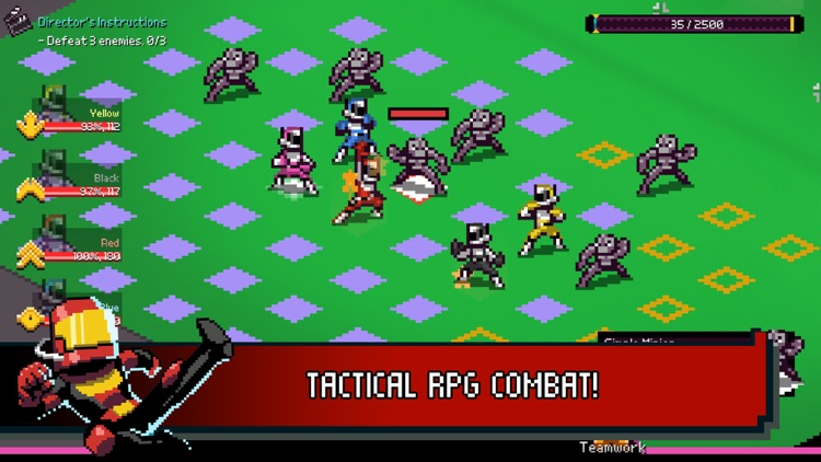 Chroma Squad screenshot-1