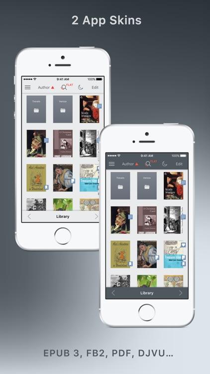 tiReader 2 Pro – eBook and Comic book reader screenshot-4