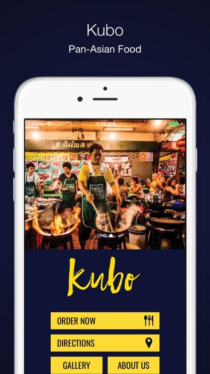 Kubo Pan-Asian Food