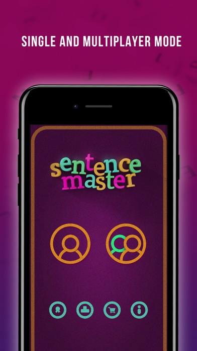 Sentence Builder Mast... screenshot1
