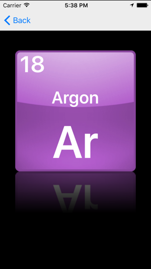Periodic table of the chemical elements on the app store urtaz