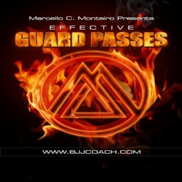 BJJ Effective Guard Passes - Brazilian Jiu Jitsu