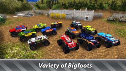 Monster Trucks Offroad Simulator screenshot 3