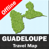 GUADELOUPE – GPS Travel Map Offline Navigator