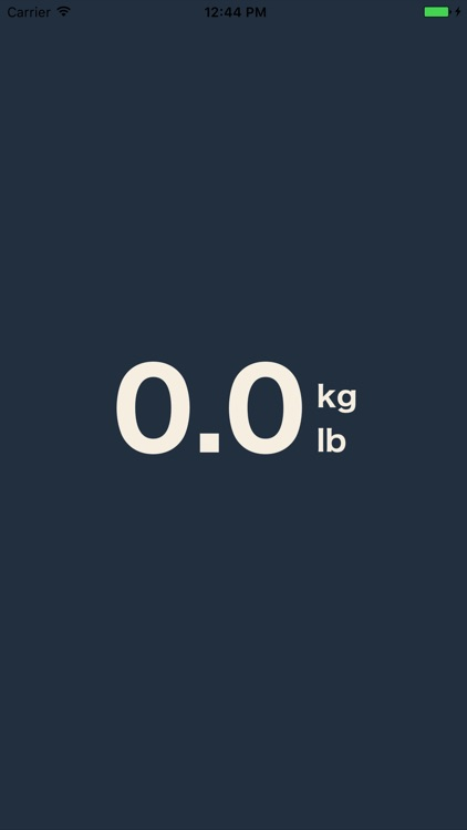 DBP Weight Scale