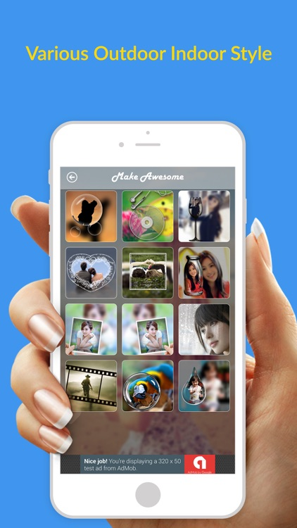 PiP Camera Effects for Photo Lover