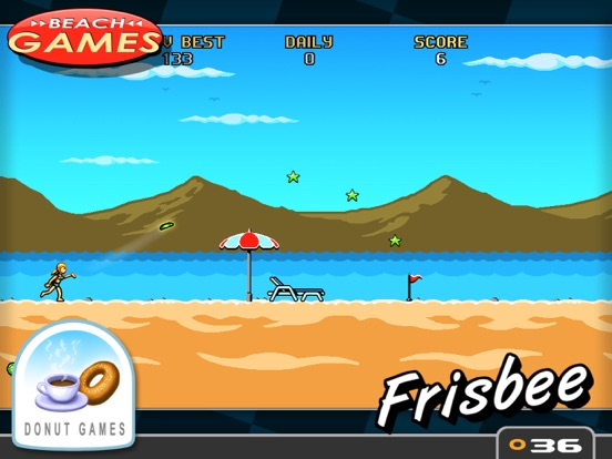 Screenshot #4 pour Beach Games