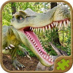 Dinosaurs Jigsaw Puzzles - Fun Games
