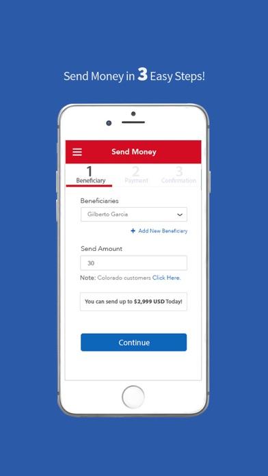 Atlantida Connect Money Transfers app image