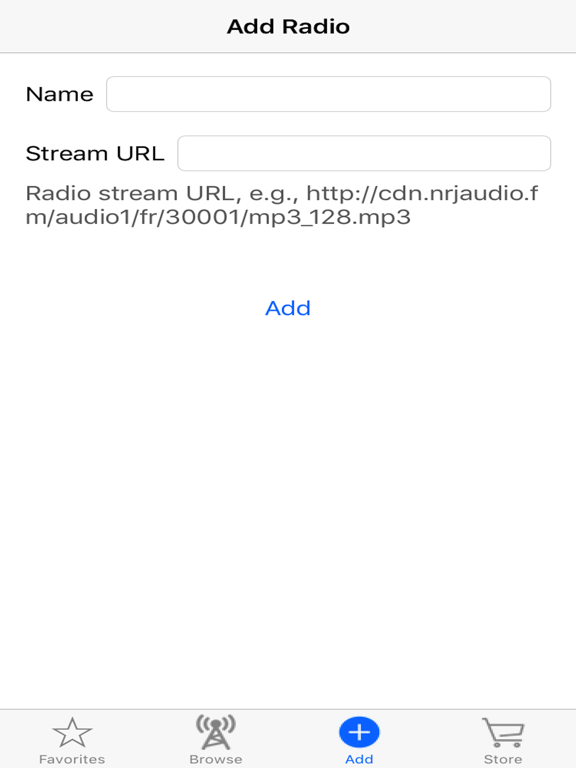 Live Internet Radio Tuner screenshot 8
