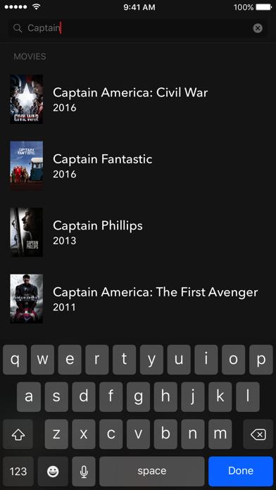 Movie Master - Movies & Trailers screenshot