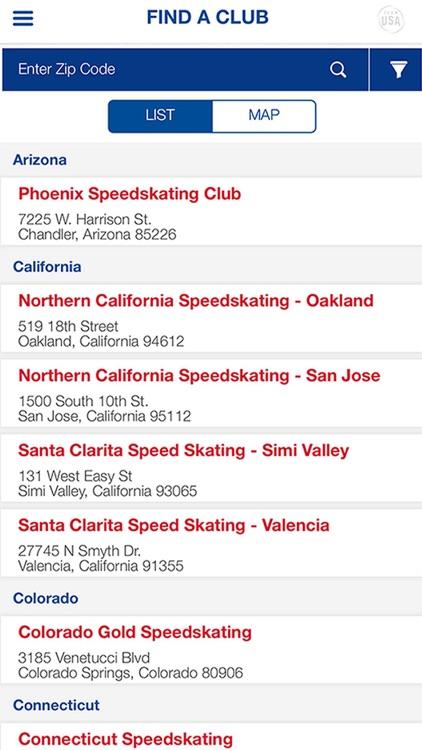 US Speedskating