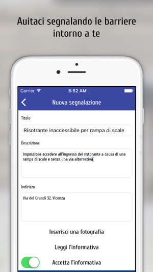 NoBarriere Screenshot
