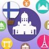 游学芬兰语-芬兰文单字卡游戏(免费版)