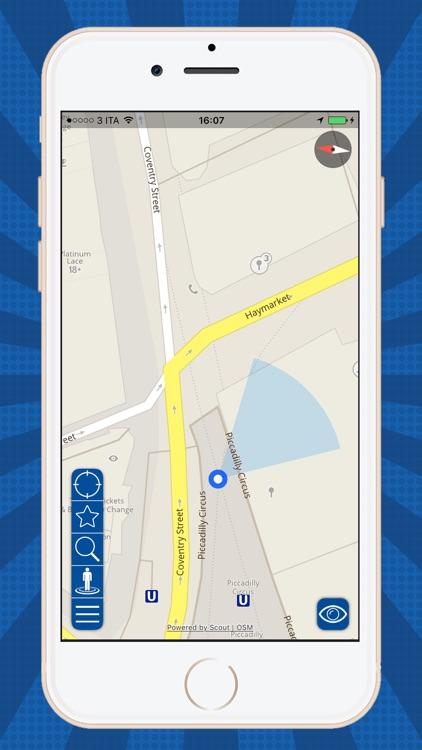 Offline Map + Car Navigator screenshot-4