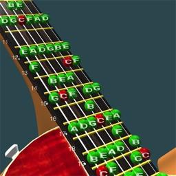 Guitar Scales 3D