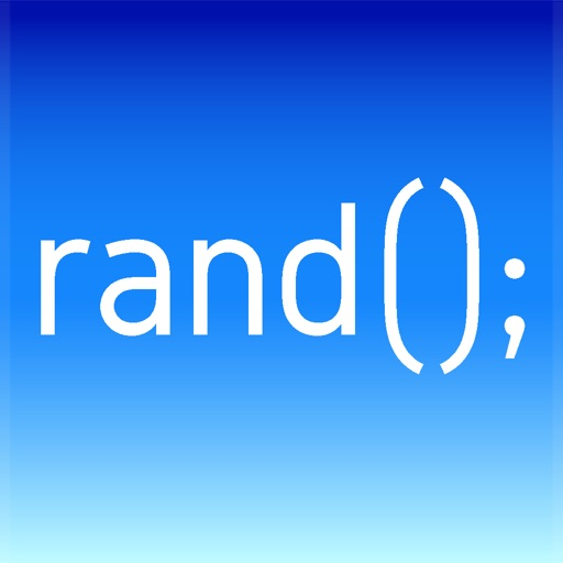 Random Number Generator - RNG