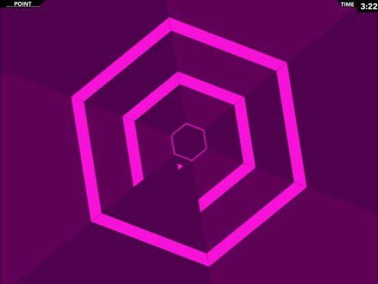 Screenshot #4 pour Infinite Hexagon - Super Helix