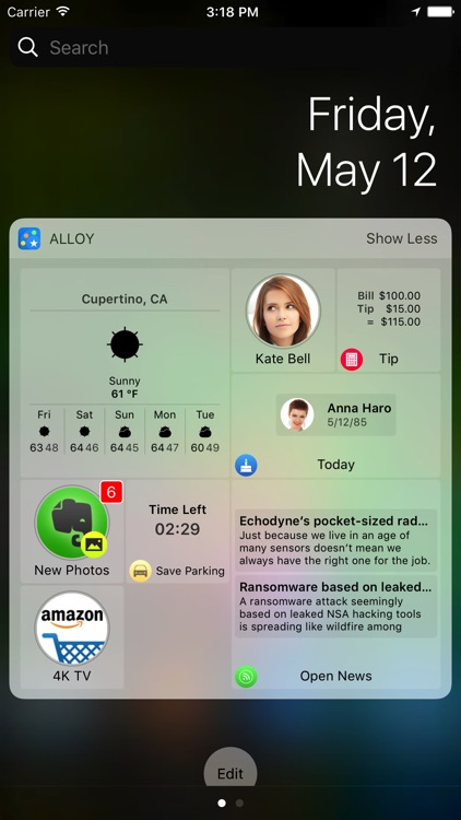 Alloy - launcher and automator