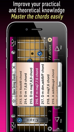 Open String Guitar Chords On The App Store