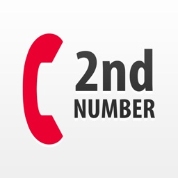 Second Phone Number - Private Call & Text App