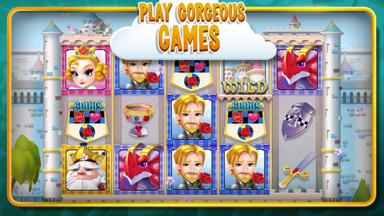 myVEGAS Slots – Casino Slots screenshot-1