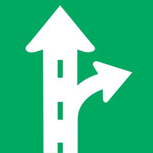 RoadAhead Highway Exit Finder app
