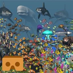 VR Sea Life Aquarium 3D